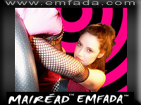 Mairead Emfada Music www.emfada.co.uk